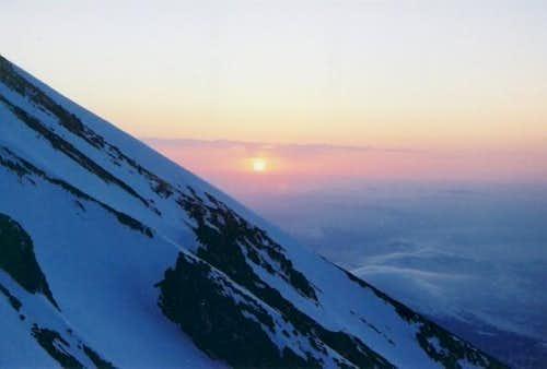 Failure on Mt. Shasta