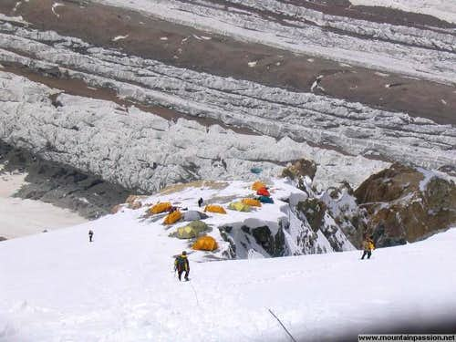 Broad Peak camp 2