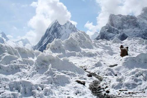 Mitre peak