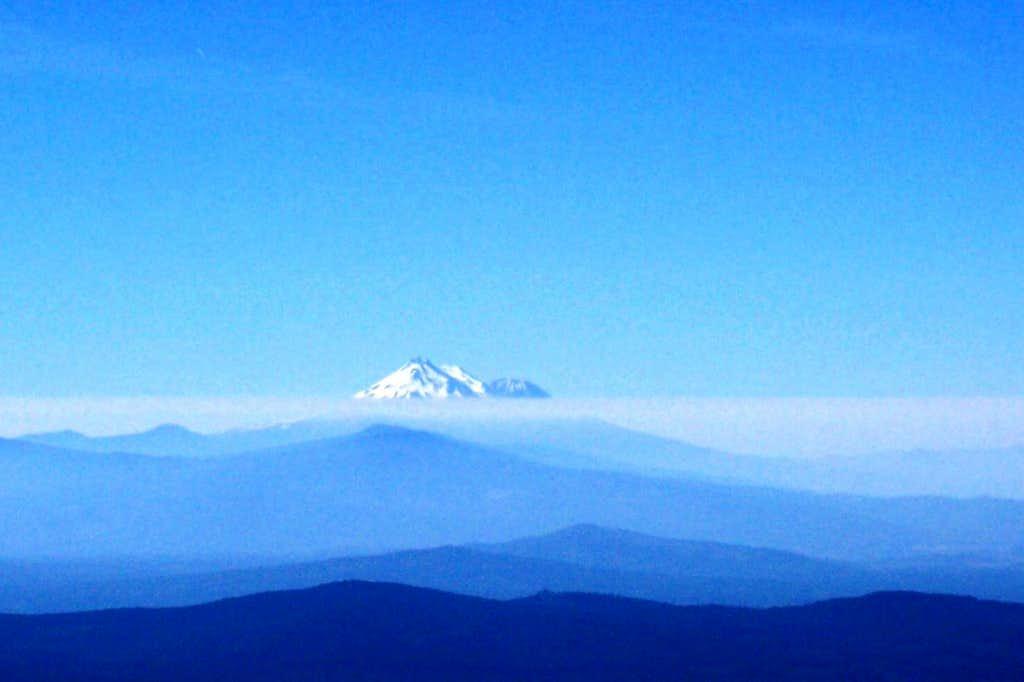 Mt Mcgloughlin/Oregon cascades