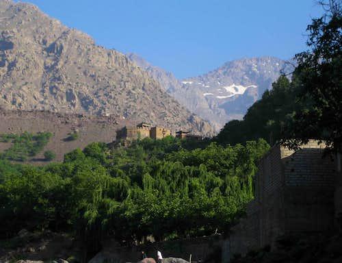 Imlil Kasbah