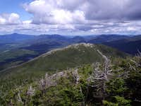 Wright Peak from Algonquin