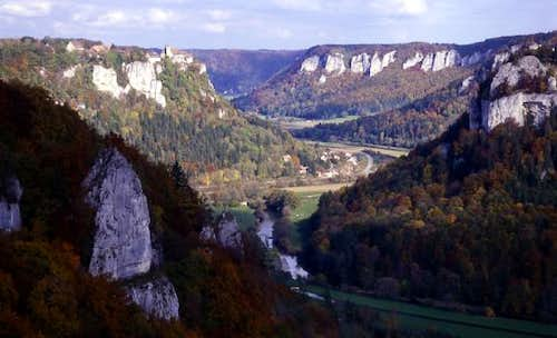 Donautal (Danube valley)