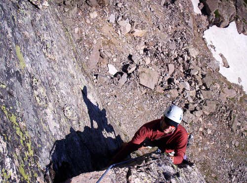 In the Lower Crux
