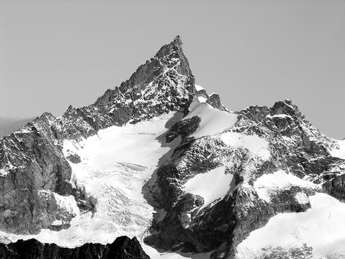 Zinalrothorn (4221 m) south side