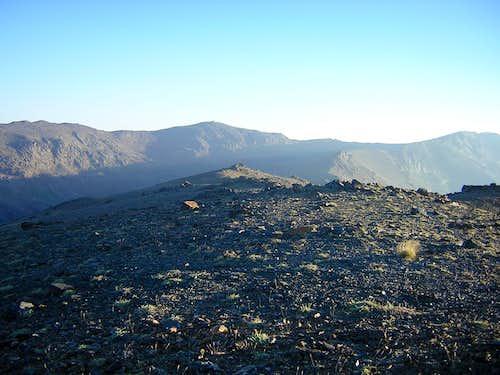Views from Pico del Tajo de los Machos