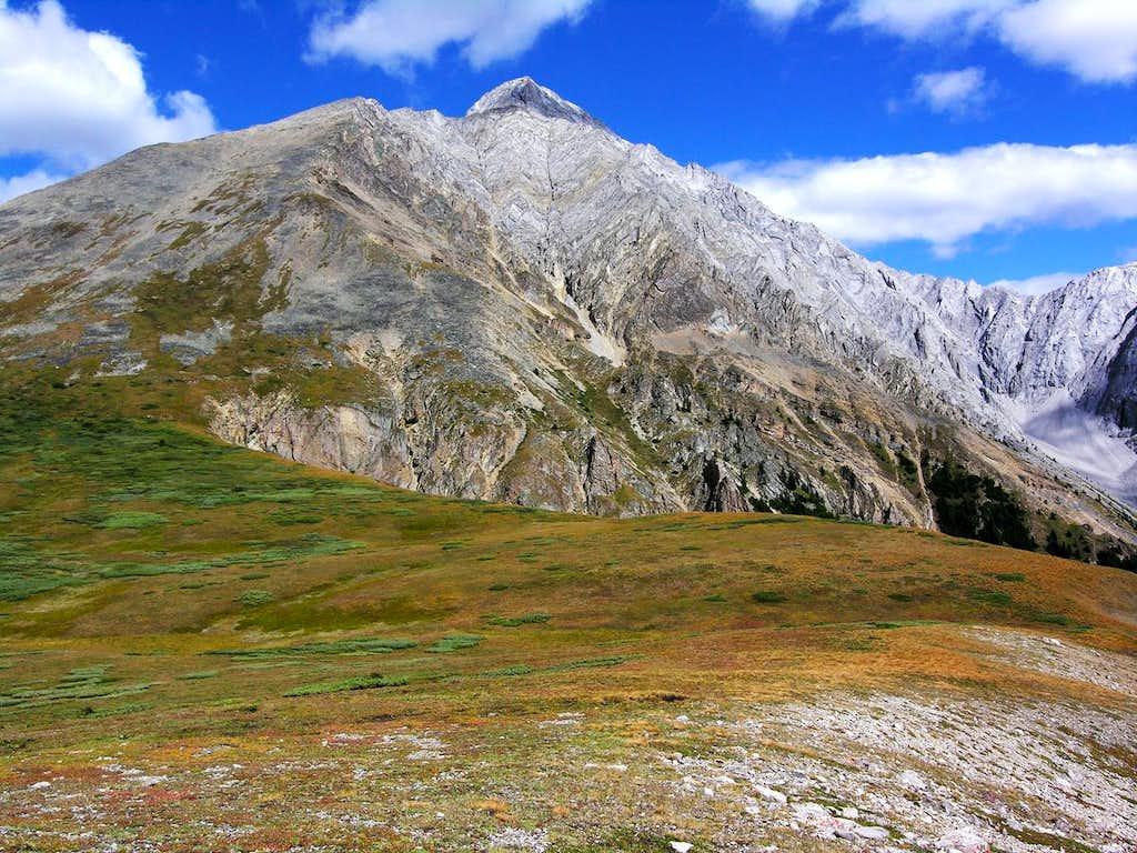 Mount Evan-Thomas
