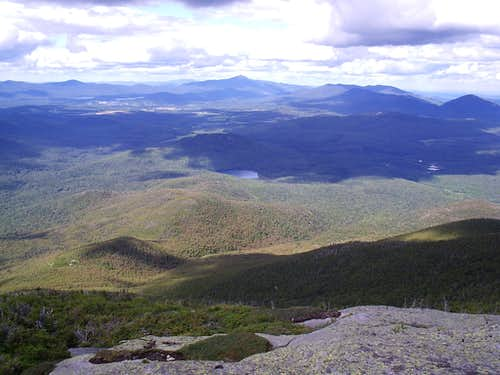Lake Placid and Heart Lake