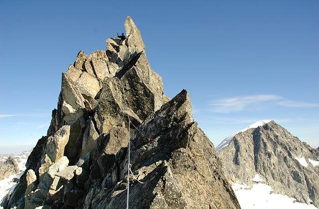 Dorado Needle Summit