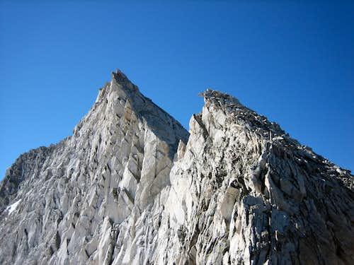 North Ridge of Mt. Conness