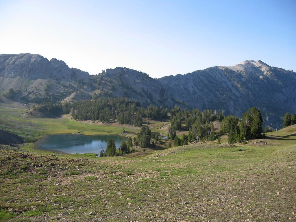 Jewett Lake