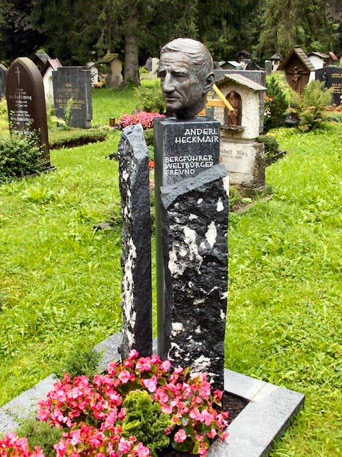 Anderl Heckmair (1906-2005)