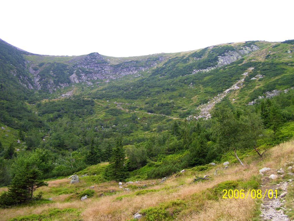 Lomniczka Valley
