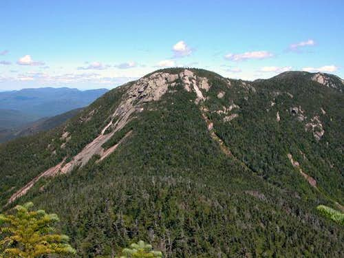 Saddleback from Basin's Ascent