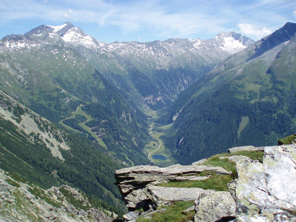 Ankogel and Seebachtal