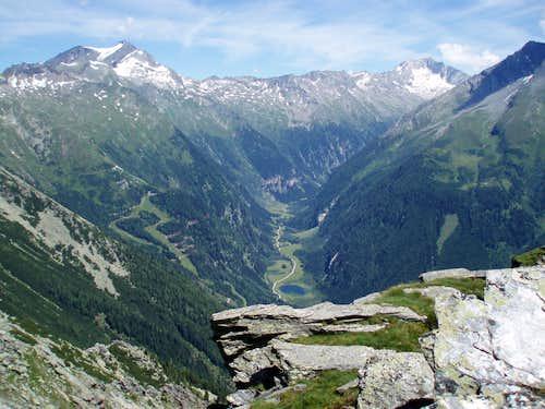 Ankogel and Seebachtal