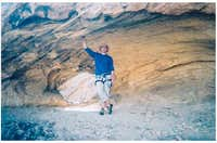 This is me in the Cave on the...