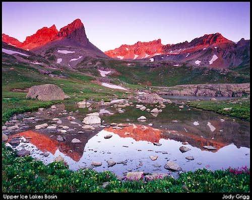 Golden Horn, Colorado Sunrise