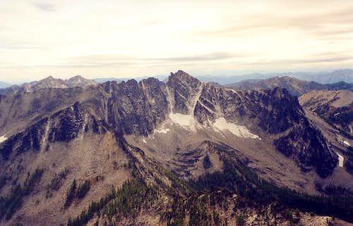 Mt. Bigelow as seen from...