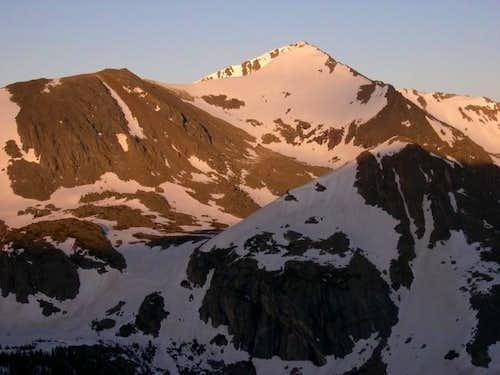 Jasper Peak, Indian Peaks...