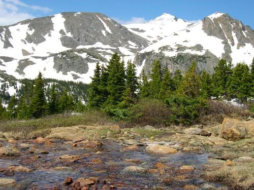 Jasper Peak, Indian Peak...