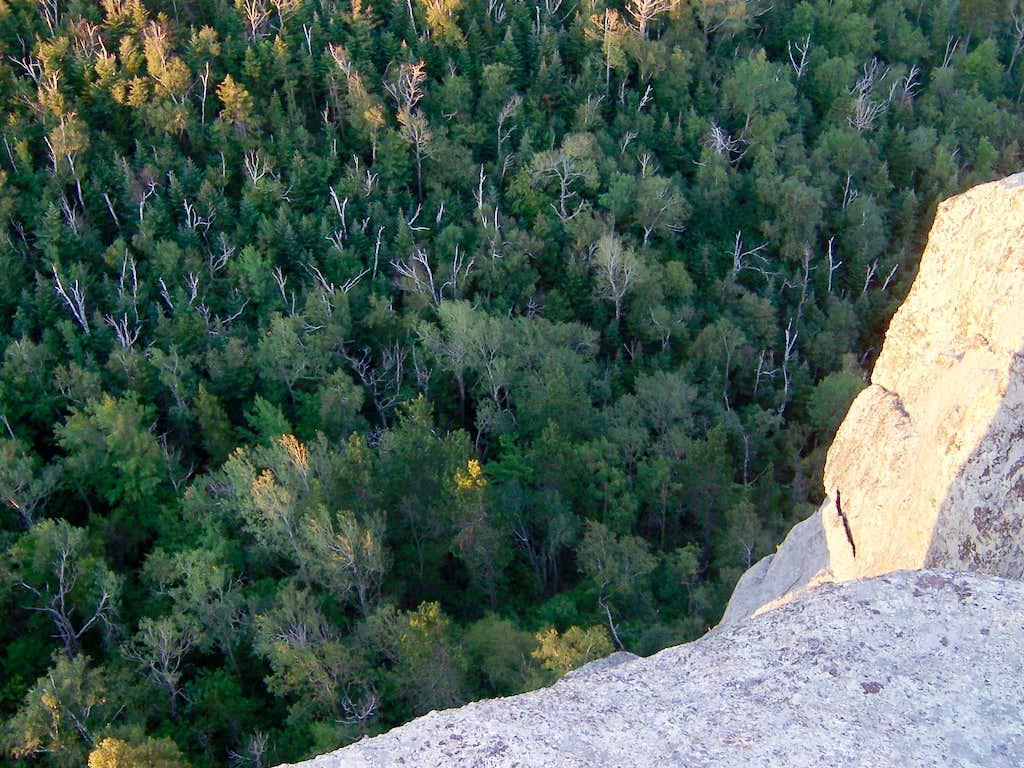 Roostercomb Cliffs