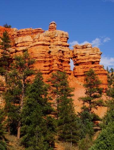 Red Canyon Window