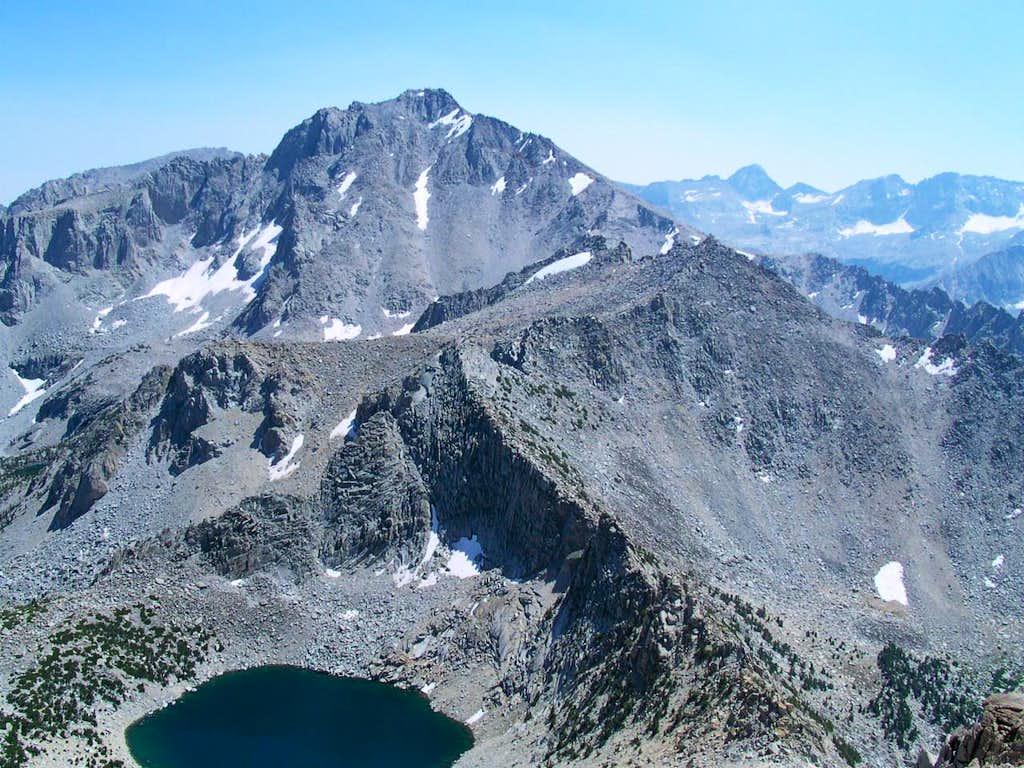 North Ridge of University Peak