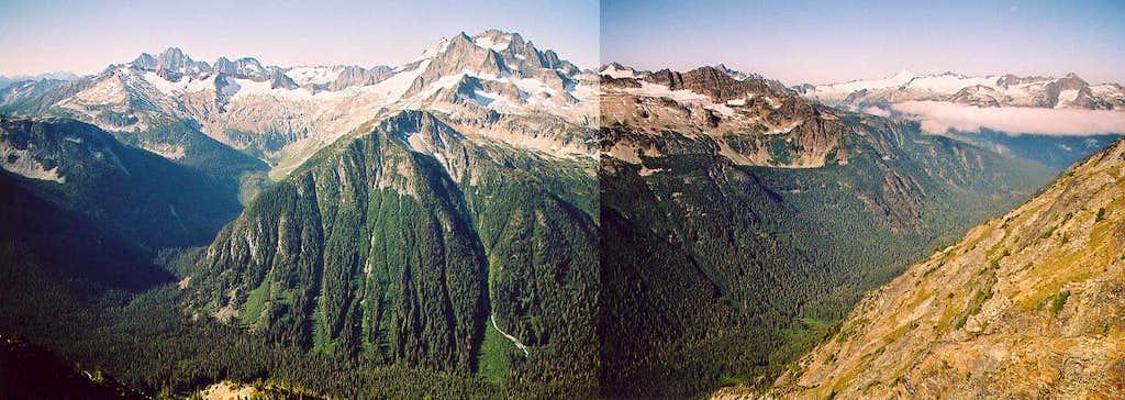 View from below Kimtah
