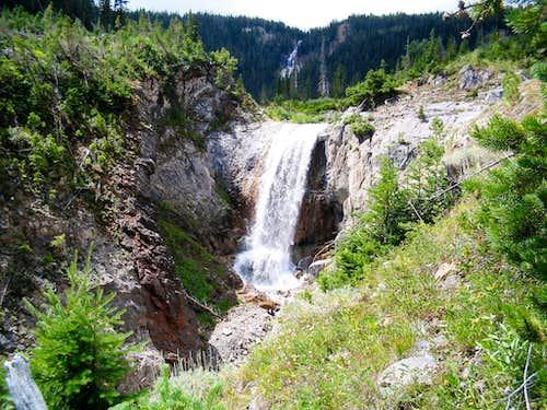 adam creek falls