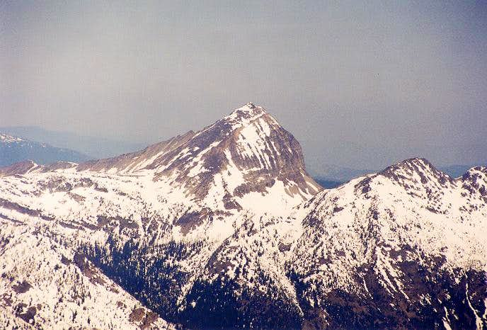 Osceola Peak as seen from...