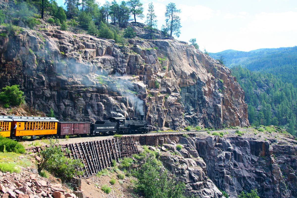 Durango and Silverton Narrow Gauge Railroad