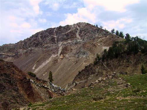 Jewett peak