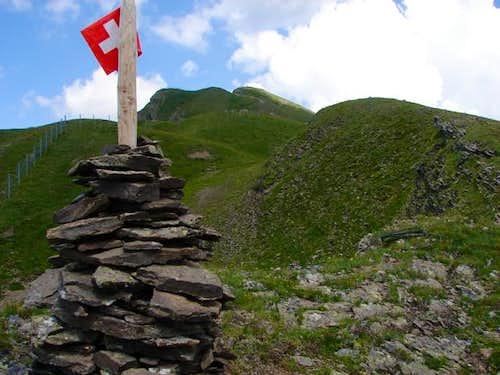 Ridge of Lauberhorn
