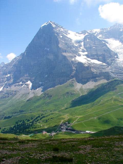 Kleine Scheidegg & Eiger