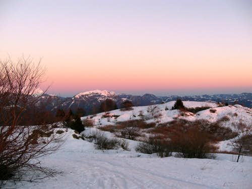Kolovrat ridge