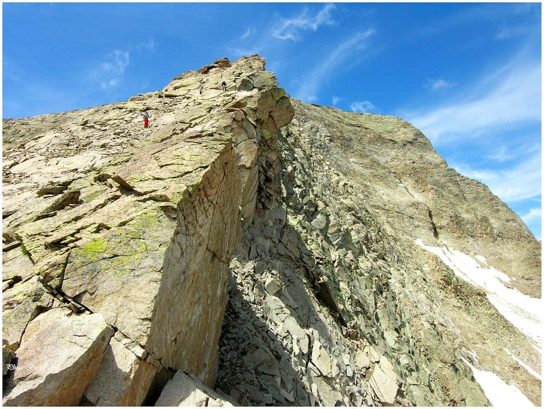 Chair Mountain Climbing Hiking Amp Mountaineering