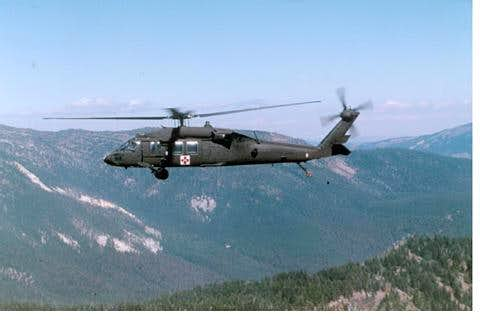 Blackhawk to the Rescue