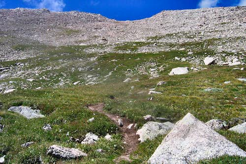 Mt. Evans Northeast Face