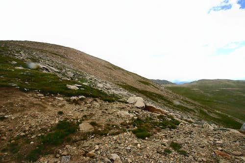 Northeast Face, Mt. Evans