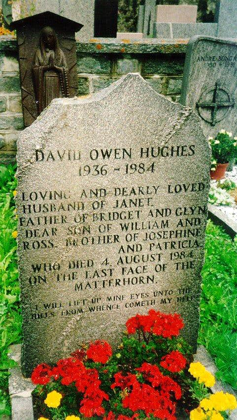 David Owen Hughes (1936-1984)