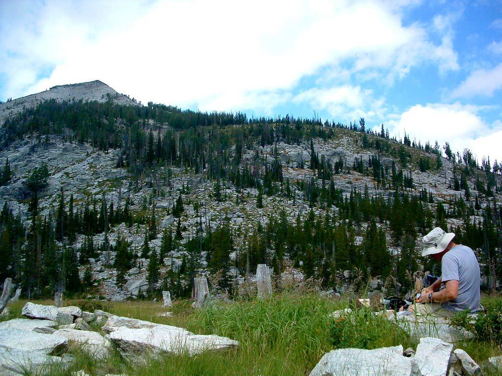 East Camas Peak