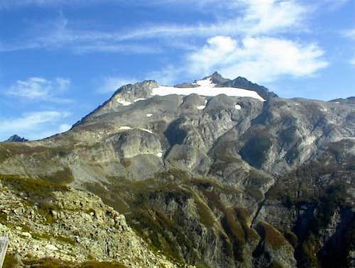 Sahale Peak as seen from...