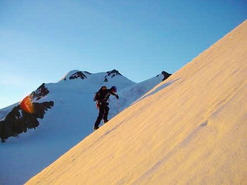 ascending northridge, in the...