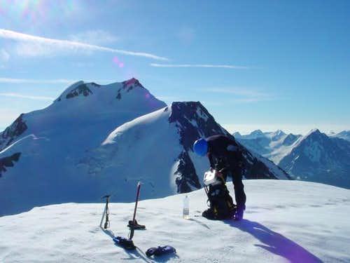 great view to Wildspitze from...