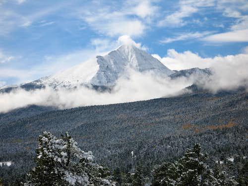 North Face, October 2005