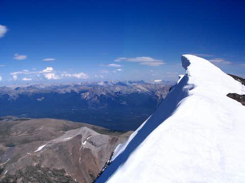 Summit cornice