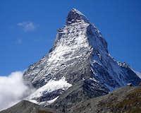 Matterhorn from Schwarzsee