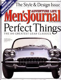 Men's Journal - Sept 2006