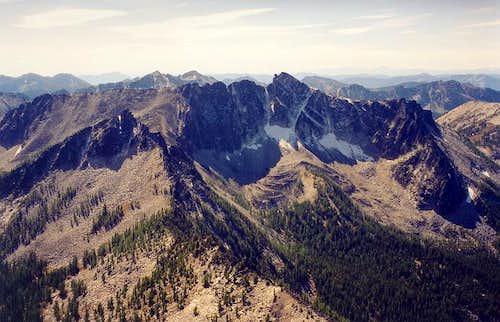 Mt. Bigelow and its broad...